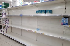'No need for panic buying': Supermarkets warn consumers following 'high demand' over coronavirus
