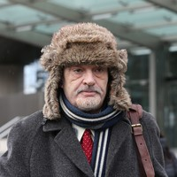 Ian Bailey appears in court charged with drug driving