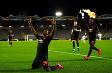 Sensational Ighalo goal the highlight, as Man United earn Europa League win in near-empty stadium