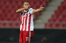 Wolves left frustrated by 10-man Olympiakos