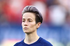 Rapinoe rips 'misogyny and sexism' in US women's equal pay fight