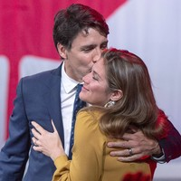 Sophie Trudeau, wife of Canadian Prime Minister, tests positive for Covid-19