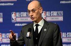 NBA season won't resume for 'at least' 30 days - Commissioner