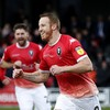 Irish striker Rooney departs Salford City