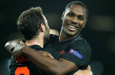 Solskjaer hints at Man United stay for Ighalo