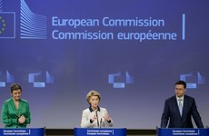 EU pledges €37 billion for coronavirus crisis and green lights big spending by member states