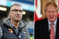 Nigel Pearson 'totally underwhelmed by lack of leadership' from Boris Johnson