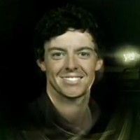 If you ever wanted to see Rory McIlroy morph into Tiger Woods, today is your lucky day