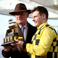 Mullins the epitome of grace after triumphant Friday and Gold Cup for the ages