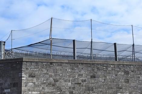 Mountjoy Prison in Dublin