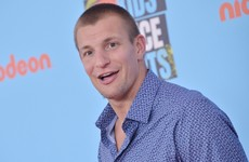 Gronk set to sign WWE deal and feature next week if event goes ahead