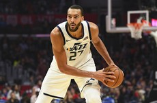 Contrite Gobert pledges $500k after Covid-19 diagnosis