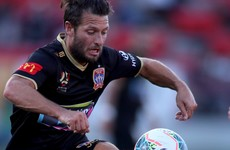 Victory for Hoolahan and O'Donovan as football continues in Australia