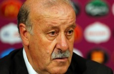 Italy midfield daunts Spanish coach Del Bosque