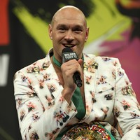 Tyson Fury dons fancy dress for run as allegations surface about 2015 drug case