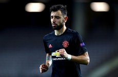 Bruno Fernandes says Man United revival not just down to him