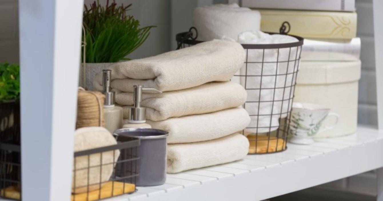Add A Shelf Above The Bathroom Door 6