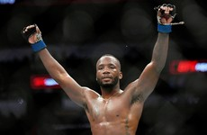 British fighter Edwards pulls out of headline UFC bout with ex-champion Woodley
