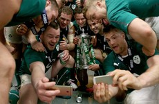When Joe Schmidt's Ireland went to Paris and won the Six Nations