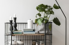 No cocktail glasses to display? 6 alternative uses for that bar cart you just bought