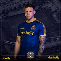 Bohemians launch new blue and yellow kit