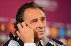 Prandelli: Italy not scared of champions