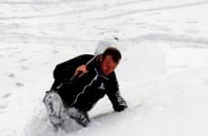 Snow to hit Ireland over weekend