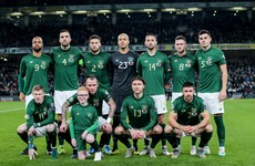 Ireland's Euros play-off with Slovakia rescheduled for June