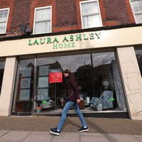 Jobs in Irish stores at risk as Laura Ashley chain files for administration