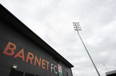 Barnet take 'heart-breaking' decision to make all non-playing staff redundant