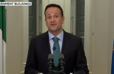 'Come together as a nation by staying apart': Read Taoiseach Leo Varadkar's address in full