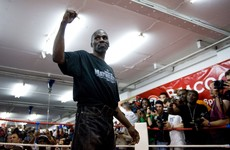 Roger Mayweather dies aged 58
