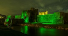 In pictures: Famous buildings around the world go green for St Patrick's Day