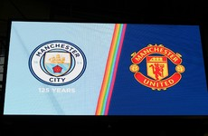 Man charged after alleged racist abuse in Manchester derby