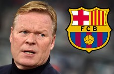 Euro delay sees Koeman's Barcelona clause pushed back