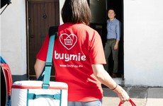 Grocery delivery startup Buymie is managing a 'huge increase' in demand as people stay home
