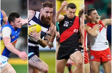 9 AFL clubs featuring Irish players to keep an eye out for in 2020