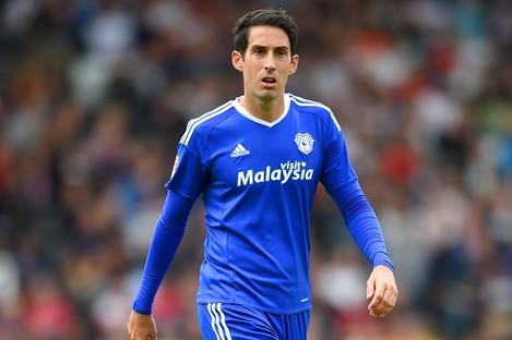 Whittingham spent 10 years at Cardiff.