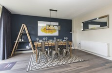 Eye-catching family homes with transport links to Dublin via the M1