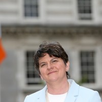 Arlene Foster: Developing 'herd immunity' to Covid-19 not a policy adopted by Stormont Executive