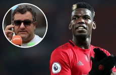 Raiola hints at Real Madrid move for Pogba: 'I want to take a great footballer there this summer'