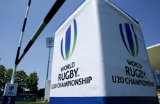 World Rugby U20 Championship in Italy set to be cancelled