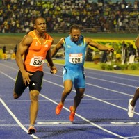 VIDEO: Blake beats Bolt in Jamaican 100m final