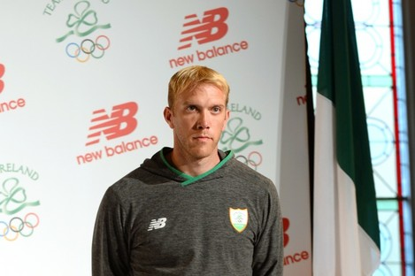 David Harte is an Irish hockey player also working on the administrative side of sport.