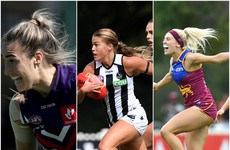 Everything you need to know about the Irish stars lining out in the AFLW Finals Series