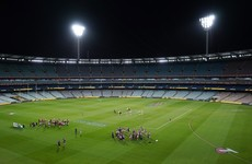 2020 AFL season begins at empty MCG with 4 Irish players to feature this weekend
