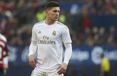 Real Madrid striker Jovic could face criminal charges after allegedly breaking quarantine to party