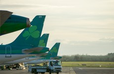 Aer Lingus to cut wages by 50% as airline reduces working hours for month of April