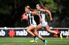 More Irish players heading home but six to feature this weekend in AFLW Final Series