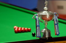 World Snooker Championship postponed with aim to reschedule in July or August